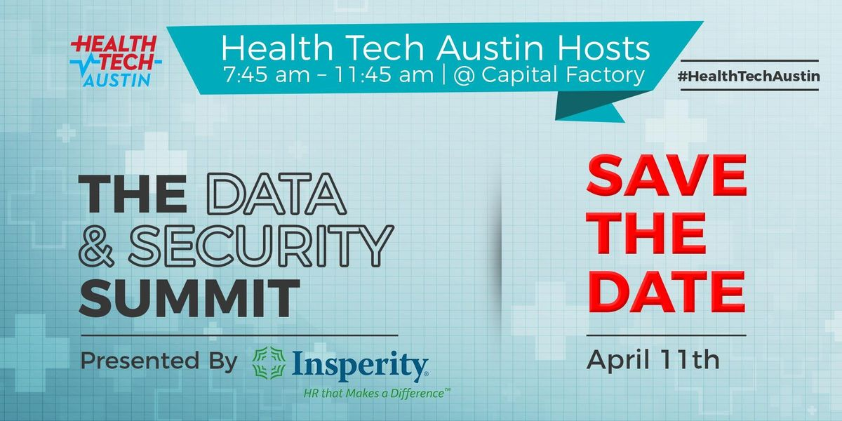 The Data & Security Summit