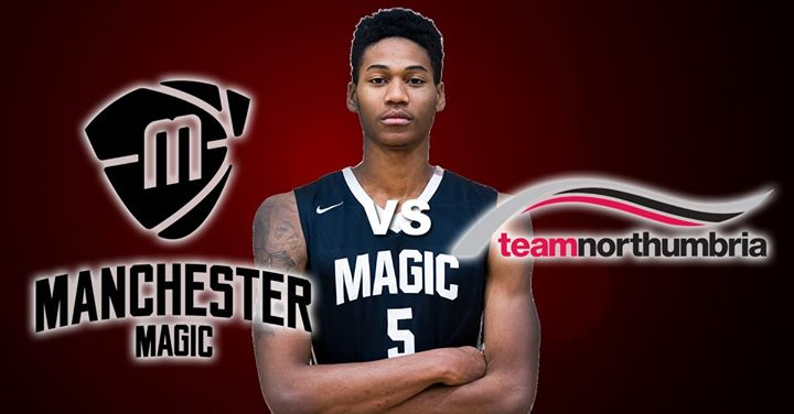 Manchester Magic vs Team Northumbria National Trophy Semi-Final