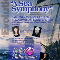 A Sea Symphony&quot by Vaughan Williams