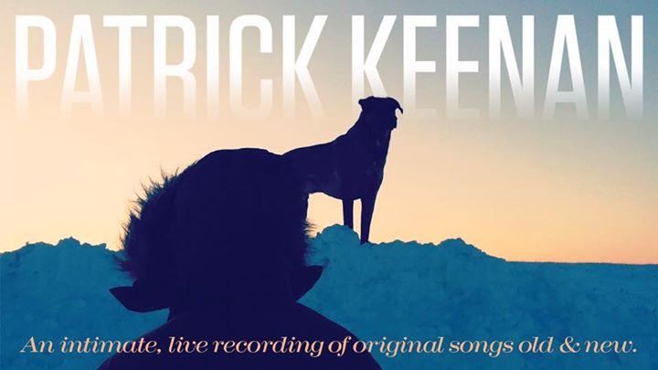 Patrick Keenan a live filmed concert in Whitehorse
