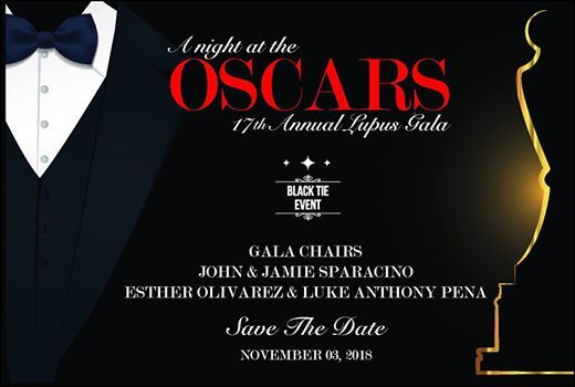 A Night at the Oscars ~ 17th Annual Lupus Gala & The After