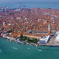 Venezia il ghetto le isole e san Marco