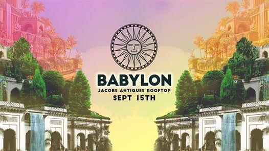 Babylon - Final 20 Tickets