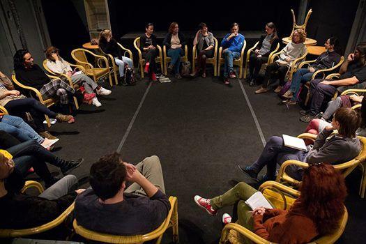Dlna dokumentrnho divadla pro pedagogy  zdarma