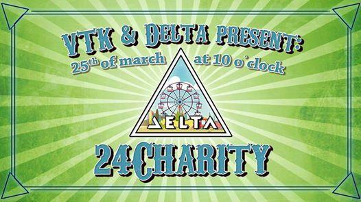 VTK&Delta present 24Charity