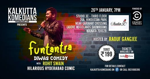 Funtantra Diwas Comedy
