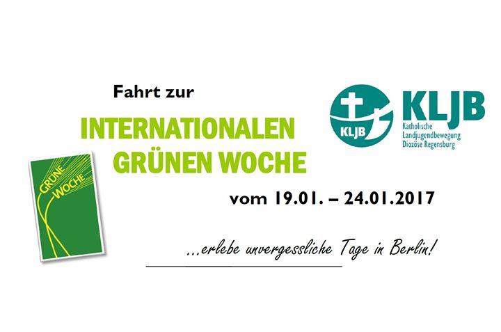 Fahrt zur Internationalen Grnen Woche 2017