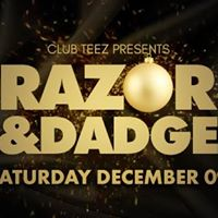 Club Teez - DJ Razor &amp MC Dadge  Dec.09