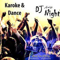 Dance &amp Karoke with Dj Amigo
