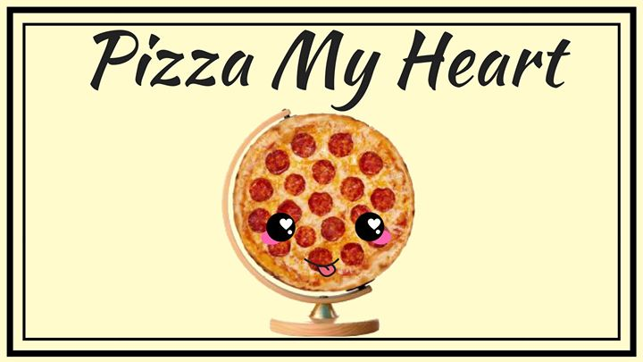Pizza My Heart - Valentines International Mixer