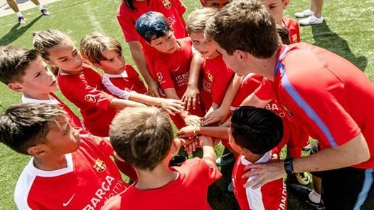 Milwaukee Wi 2019 Fc Barcelona Soccer Camp At 7101 Good Hope Rd