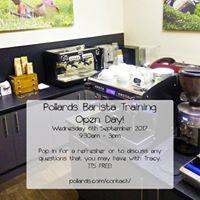 Pollards Wholesale Barista Training Open Day