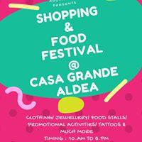 Shopping &amp Food Festival Casa Grande