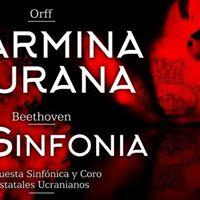Carmina Burana Carl Orff  9 Sinfona Beethoven