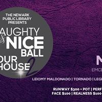 Naughty &amp Nice Ball  Our House Too