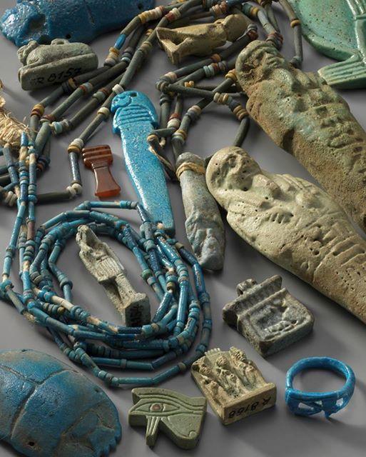 Vodeni ogled Egipanske zbirke v Narodnem muzeju Slovenije