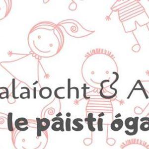 Scalaocht &amp Amhrin i Leabharlann Tr Mhr