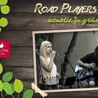 Concert Acustic n Grdin Road Players Band
