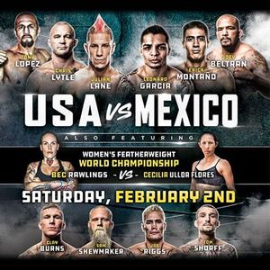 Bkfc 4 Usa Vs Mexico At Twin Peaks Restaurants Davie Fl2000 S