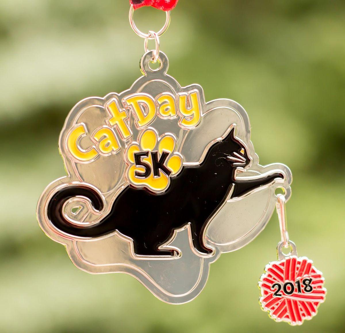 Now Only 10 Cat Day 5K & 10K - Cincinnati