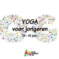 YOGA voor Jongeren (16 - 20 jaar)