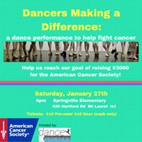 Dancers Making a Difference