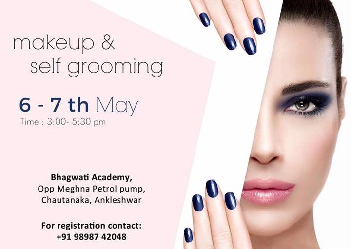 Self makeup workshop