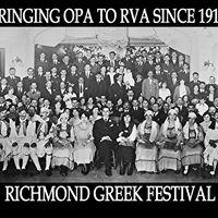 Richmond Greek Festival- 42nd Annual