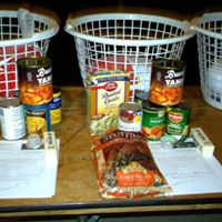 Thanksgiving Baskets for the Needy