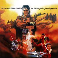 Back Alley Cinema presents Star Trek II The Wrath of Khan