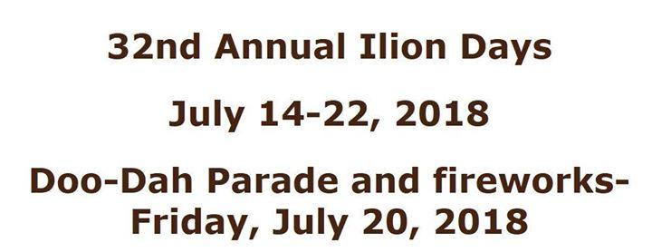 Doo-Dah Parade at Ilion Days, Ilion, NY | Ilion