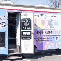LuLaRoe Fashion Truck at Food Truck Lunch