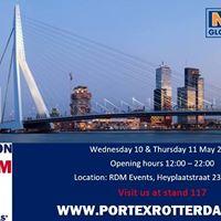 Port Exhibition Rotterdam Mosselen aan de Maas