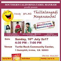 SCTM presents Thillalangadi Mohanambal a tamil comedy play