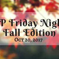 HP Friday Night Fall Edition
