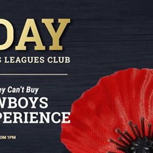 Anzac Day at your Club