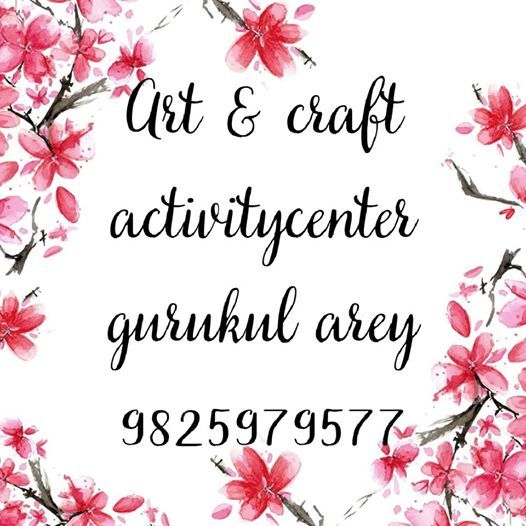 Art & Craft Activity Centre