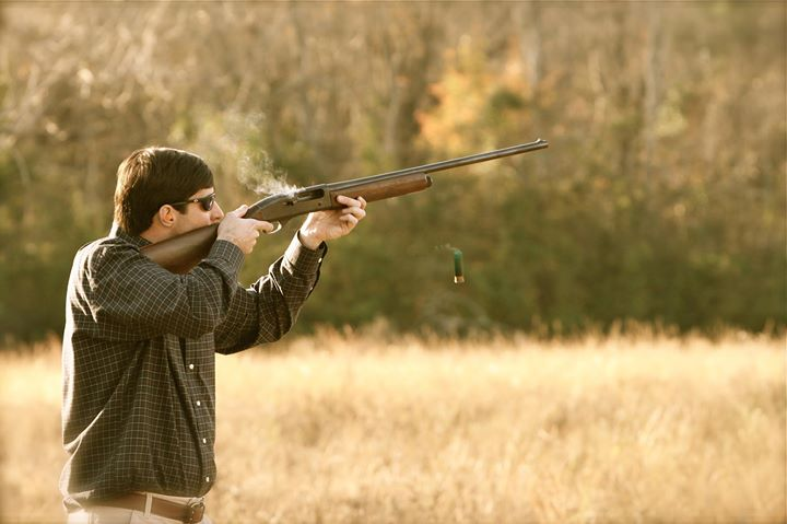 Trap Shooting  Shotgun Fun Shoot