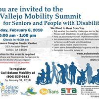 Vallejo Mobility Summit