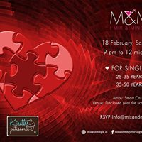 Sweets &amp Treats Valentines Mixer for Singles
