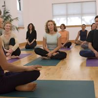 Drop in yoga Wednesday with Sharon McMullan-Baron