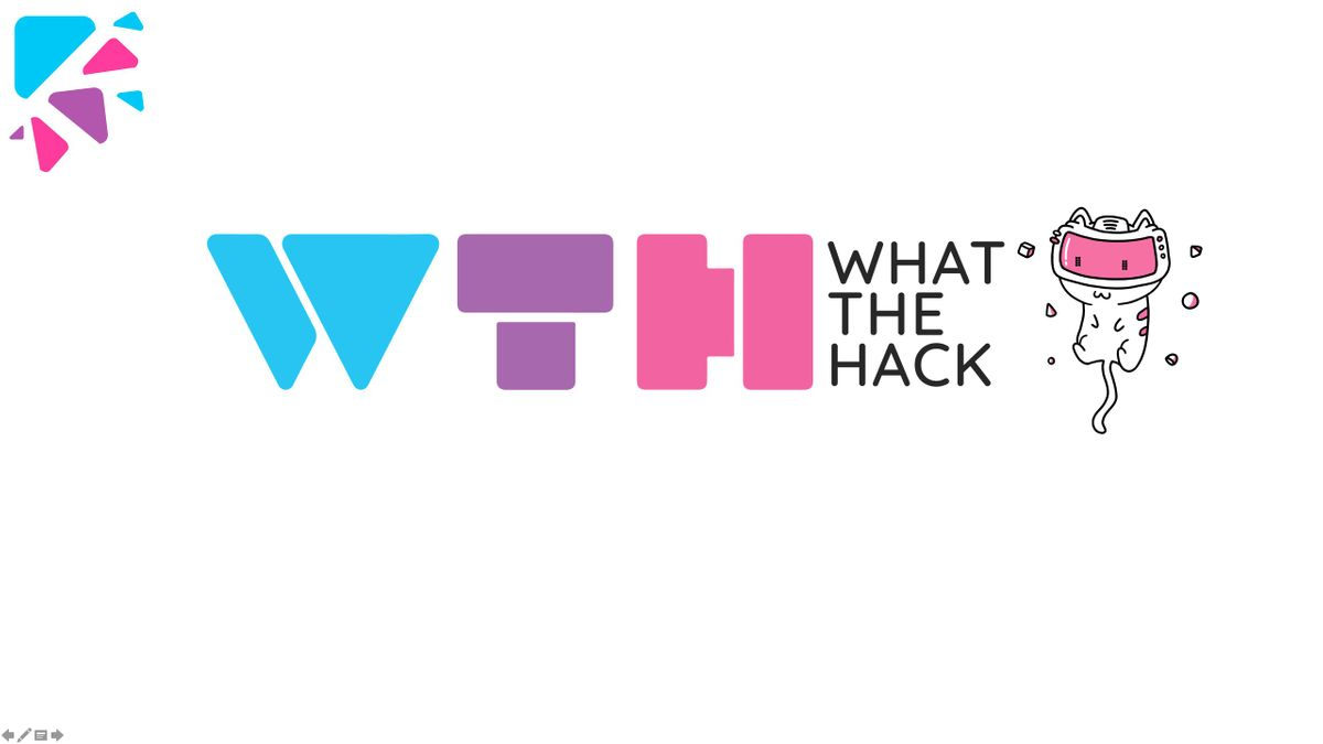 What The HACK 2018 (Immersive Realities Edition [VRARMR])