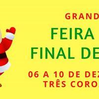 Feira de Final de Ano Lojas OsFraldinhas e Canto Belo