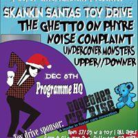Skankin Santas Toy Drive (OC) - GOP Noise Complaint Undercover Monsters