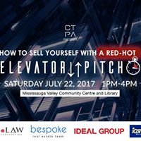 How to Sell Yourself With a Red-Hot Elevator Pitch