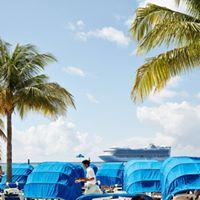 Happy New Year Regal Princess Caribbean Cruise