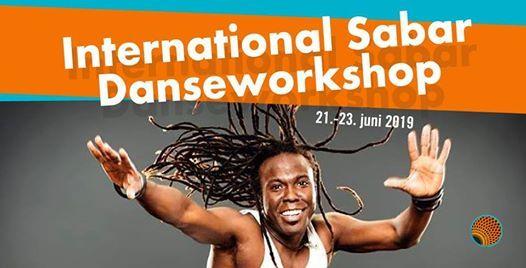 Diaraby Jamm Festival International Sabar Danseworkshop