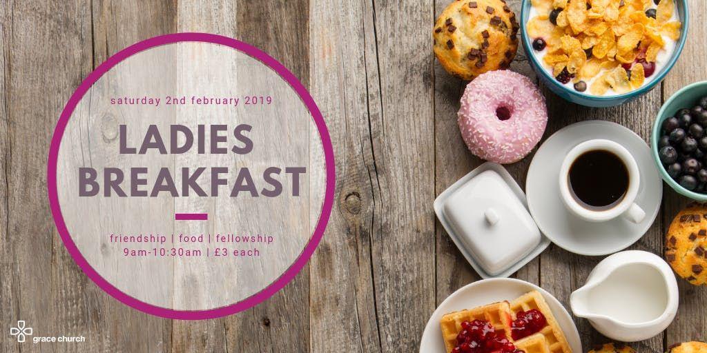 Ladies Breakfast (February 2019)