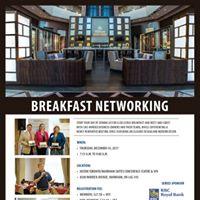 MBT Breakfast Networking