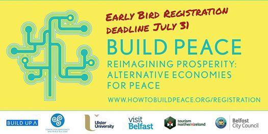 Build Peace Re-imagining Prosperity